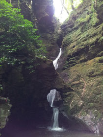 St. Nectan's Waterfall