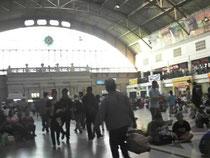 バンコクのファランポーン駅