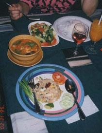 コラートのレストラン「Wan Varn」