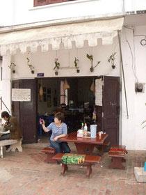 ルアンパバーンで一番おいしい?カオピヤック屋