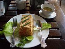 BONカフェのチキンライス
