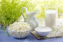 Dieta del latte e latticini