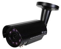 HD-SDI/HD-CCTV屋外用赤外線カメラ