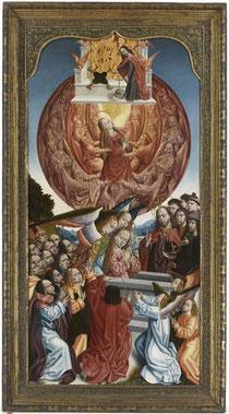Résurrection et Assomption de la Vierge, musée d'Abbeville, © Bréjat-RMN
