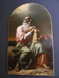 Charles GLEYRE (1806-1874) Saint Jean sur l'île de Patmos,  © Bréjat-RMN
