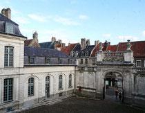 Cour de l'Hôtel Sandelin