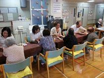 西淀川区社協デイサービス訪問