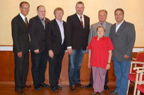 Kreisvorstand des EAK-Hef-Rof; Axel Wintermeyer, Thorsten Bloss