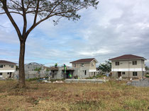 Green Subdivision Under Construction
