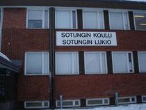 Sotunki - Schule