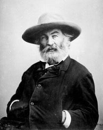 Walt Whitman (1819-1882)