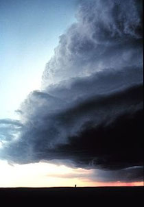a supercell from Whikipedia