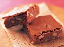 R's handmade Browny