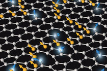 Graphene is said to be the strongest and thinnest material ever found (Credit: University of Manchester)