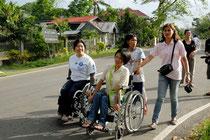大日方邦子フィリピン訪問レポート