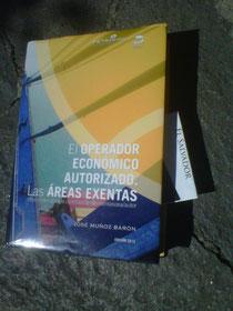 Operador Economico Autorizado. Las Areas Exentas