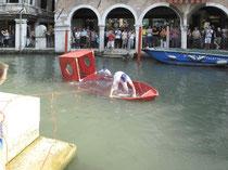 Das Boot sinkt