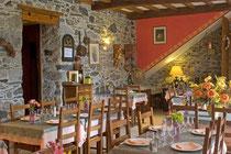 Auberge Le Bouic restaurant Ayros-Arbouix et gîte Casa Bonita