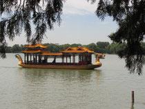Auf dem Kunming-See