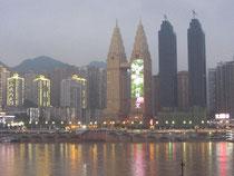 Eine Stadt, so groß wie Österreich: Chongqing