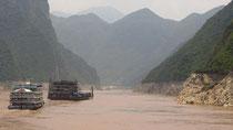 400 Millionen Menschen leben an den Ufern dieses Flusses