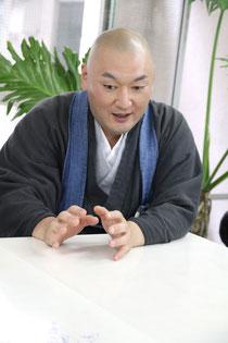「松泉寺」森 昌寛 副住職