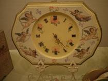 ライスペーパーデコラージュの時計