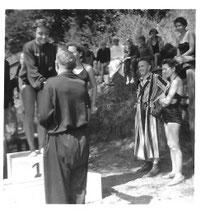 Steirische Jugendmeisterin 1952