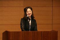 日本イスラエル親善協会 村松 英子 副会長