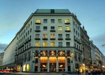 Das Looshaus in Wien