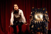 """""""Märchen unterhalten, beleben die Fantasie, fördern die Sprache, geben Lebensweisheiten und Zugänge zu Lösungen in schwierigen Lebenssituationen"""", sagt die Märchenerzählerin Claudia Edermayer. Foto:Edermayer-Bühne"""