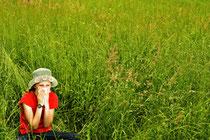 In den nächsten Wochen beginnt die Natur wieder zu blühen und macht damit großen und kleinen Allergikerinnen und Allergikern das Leben schwer. Foto: Claudia Feiertag