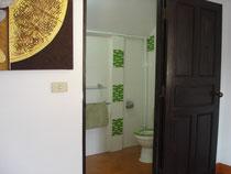 Entrée salle de bains