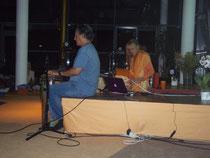 Mercury Max und Kali Ray