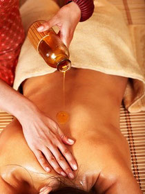 Aromaölmassage (c) verve-wellness.de