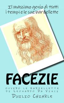 FACEZIE, ovvero le barzellette di Leonardo Da Vinci