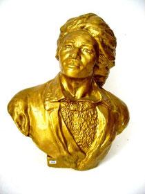 Бюст С.Юлаева из музея лицея