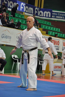 ALBERTO GORONI - KARATE