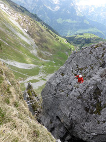 Biel bewegt Klettersteig