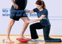 Schaubild Physiotherapie