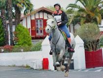 Traversée d'Asquin, course raid Basque d'Urrugne 2x70km