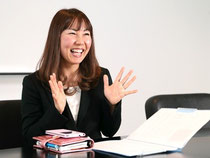 活躍中の広田純子さん