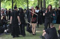 WGT 2014 - Victorianisches Picknick