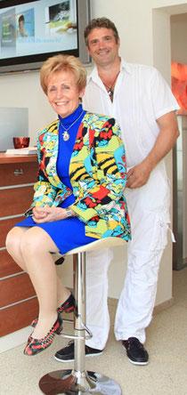 Renate Sandhofer und Heli Steinbacher