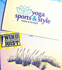 Yoga sport and style juist
