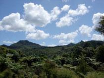 聖なる山「ヒクランギ」