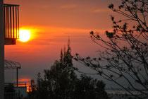 Sonnenaufgang Caorle 201