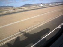 Schatten des Fliegers