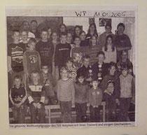 WK Gruppe Weihnachten 2005