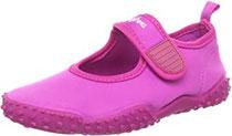 Playshoes Kinder Aquaschuhe, Badeschuhe klassisch mit UV-Schutz